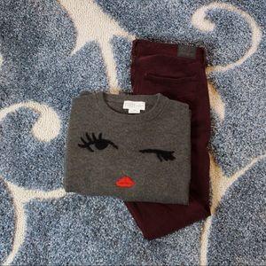 Kate Spade Wink Sweater